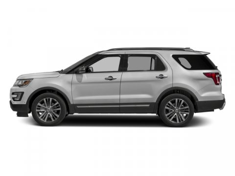 2016 Ford Explorer Sport Ingot Silver MetallicEbony V6 35 L Automatic 0 miles The 2016 Explor
