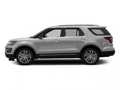 2016 Ford Explorer XLT Ingot Silver Metallic V6 35 L Automatic 0 miles The 2016 Explorer shin