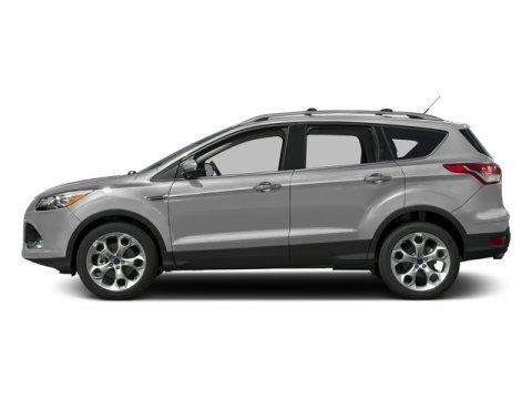 2016 Ford Escape Titanium Ingot SilverBlk Lth Trim Bkts 6040 R V4 20 L Automatic 0 miles The