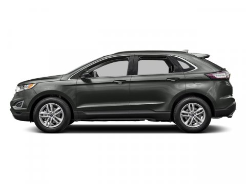 2016 Ford Edge SEL Magnetic MetallicEbony V4 20 L Automatic 11 miles  CLASS II TRAILER TOW PA