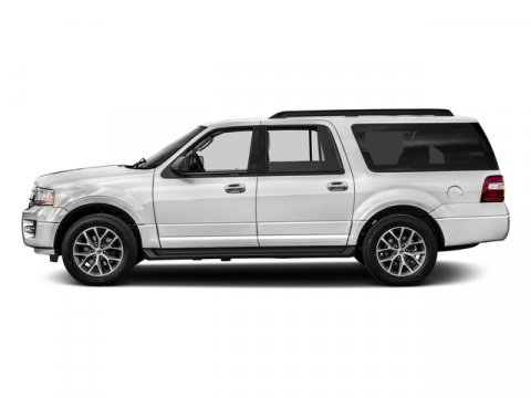 2016 Ford Expedition EL Limited White Platinum Metallic Tri-CoatEbony V6 35 L Automatic 0 mile