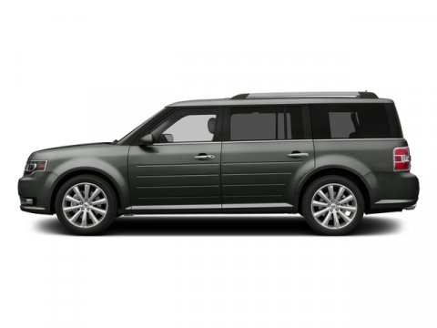 2016 Ford Flex SEL Magnetic MetallicCharcoal Black V6 35 L Automatic 0 miles Ford Flex is the