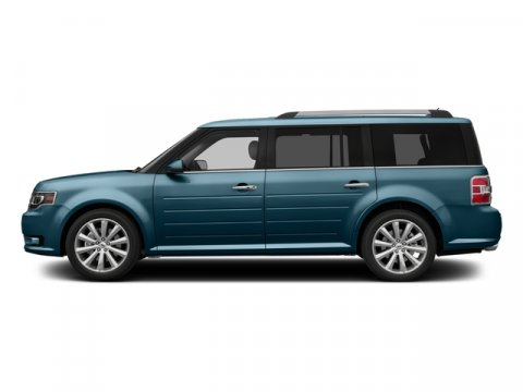 2016 Ford Flex Limited Too Good To Be Blue MetallicCharcoal Black V6 35 L Automatic 0 miles F