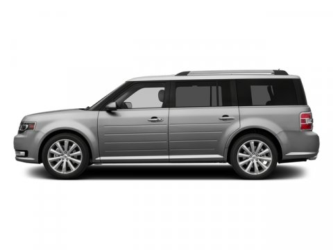 2016 Ford Flex Limited wEcoBoost Ingot Silver MetallicCharcoal Black V6 35 L Automatic 0 mile