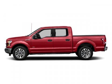 2016 Ford F-150 XLT Ruby Red Metallic Tinted ClearcoatBlack Sport V6 27 L Automatic 0 miles F