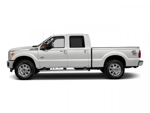 2016 Ford Super Duty F-250 SRW Lariat White Platinum Metallic Tri-CoatBlack Leather V8 67 L Aut