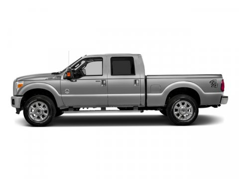 2016 Ford Super Duty F-250 SRW Lariat Ingot Silver MetallicBlack Leather V8 67 L Automatic 0 m