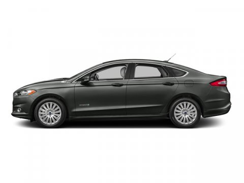 2016 Ford Fusion SE Hybrid MagneticCharcoal Black V4 20 L Variable 0 miles The Ford Fusion ha