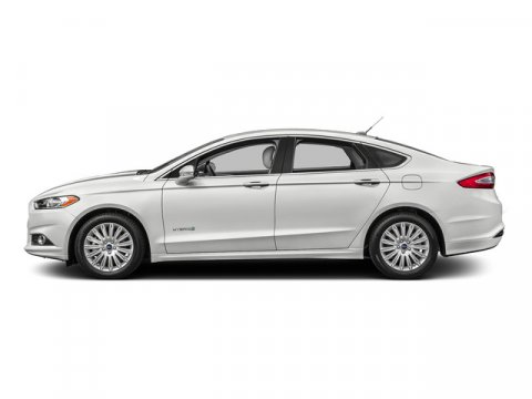 2016 Ford Fusion SE Hybrid Oxford White V4 20 L Variable 0 miles The Ford Fusion has the upsc