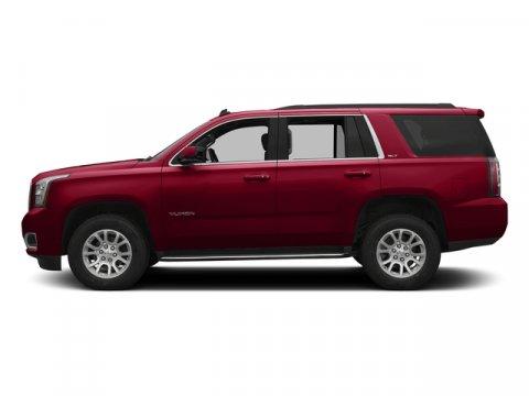 2016 GMC Yukon SLT Crimson Red Tintcoat V8 53L Automatic 0 miles New Arrival Backup Camera