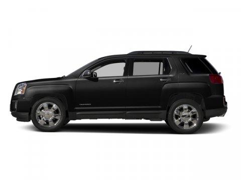 2016 GMC Terrain SLT Onyx Black V6 36L Automatic 13633 miles  TRANSMISSION - AUTOMATIC  All