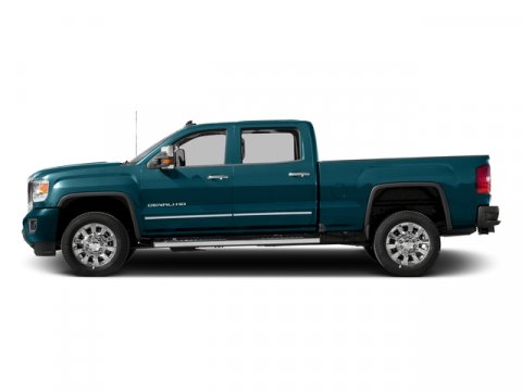 2016 GMC Sierra 2500HD Denali Stone Blue MetallicH2X V8 66L Automatic 150 miles The GMC Sierr
