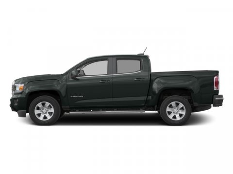 2016 GMC Canyon Z71 4WD ALL-TERRAIN ADVENTURE PA Cyber Gray MetallicJet Black V6 36L Automatic