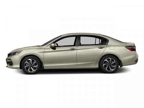 2016 Honda Accord Sedan EX-L Champagne Frost PearlIvory V4 24 L Variable 76 miles  Front Whee