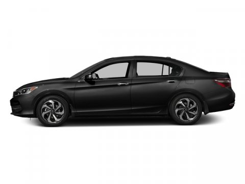 2016 Honda Accord Sedan EX-L Crystal Black PearlIvory V4 24 L Variable 0 miles  Front Wheel D