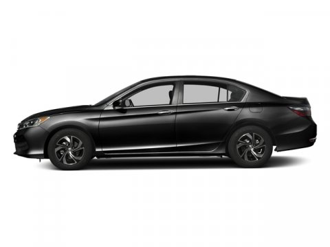 2016 Honda Accord Sedan LX Crystal Black PearlIvory V4 24 L Variable 0 miles  Front Wheel Dri