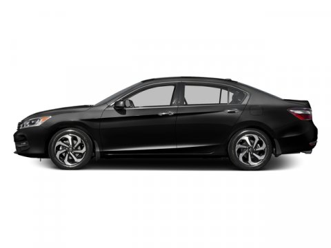 2016 Honda Accord Sedan EX-L Crystal Black PearlBlack V6 35 L Automatic 103 miles  Front Whee
