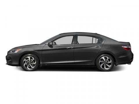 2016 Honda Accord Sedan EX-L Modern Steel MetallicGray V6 35 L Automatic 0 miles  Front Wheel