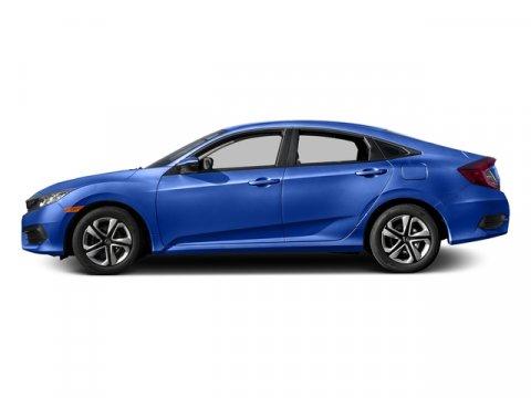 2016 Honda Civic Sedan LX Aegean Blue MetallicBLK CLOTH V4 20 L Variable 11 miles  Front Whee