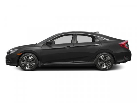 2016 Honda Civic Sedan EX-T Modern Steel MetallicBLK CLOTH V4 15 L Variable 11 miles  Turboch