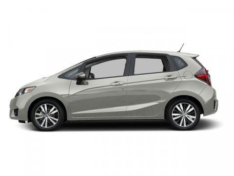 2016 Honda Fit EX Alabaster Silver MetallicBlack V4 15 L Variable 0 miles  Front Wheel Drive