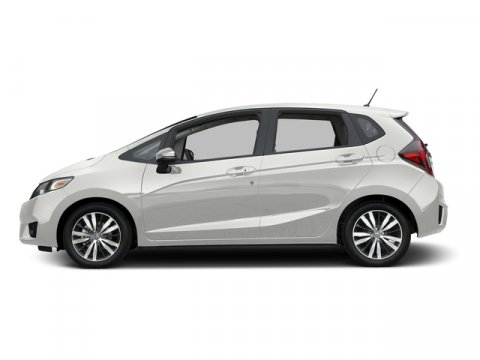 2016 Honda Fit EX with Navigation White Orchid PearlBlack V4 15 L Variable 0 miles  Front Whe