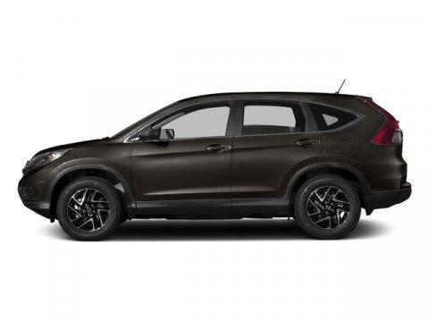 2016 Honda CR-V SE Urban Titanium MetallicBlack V4 24 L Variable 0 miles  All Wheel Drive  P