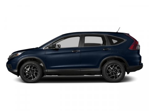 2016 Honda CR-V SE Obsidian Blue PearlGray V4 24 L Variable 0 miles  All Wheel Drive  Power