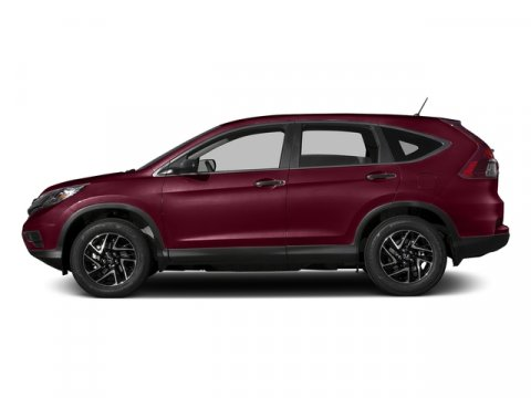 2016 Honda CR-V SE Basque Red Pearl IIGray V4 24 L Variable 0 miles  All Wheel Drive  Power