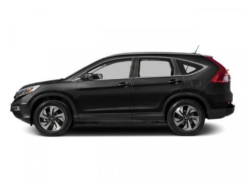 2016 Honda CR-V Touring Crystal Black PearlBlack V4 24 L Variable 0 miles  All Wheel Drive
