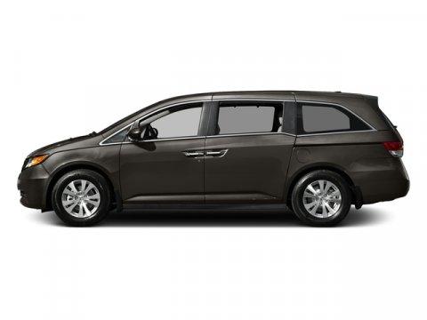 2016 Honda Odyssey SE Smoky Topaz MetallicTruffle V6 35 L Automatic 0 miles  Front Wheel Driv