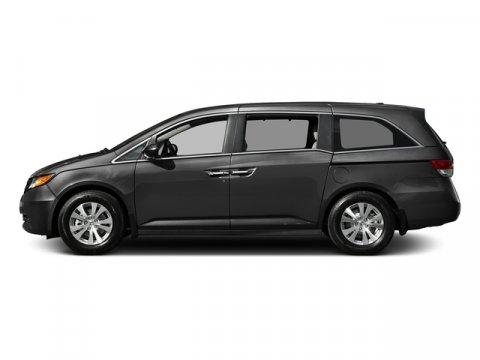 2016 Honda Odyssey SE Modern Steel MetallicGray V6 35 L Automatic 0 miles  Front Wheel Drive