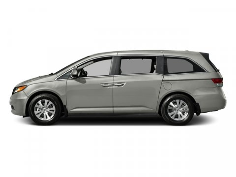 2016 Honda Odyssey SE Lunar Silver MetallicGray V6 35 L Automatic 0 miles  Front Wheel Drive