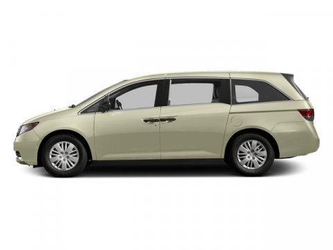 2016 Honda Odyssey LX White Diamond PearlBeige V6 35 L Automatic 0 miles  Front Wheel Drive