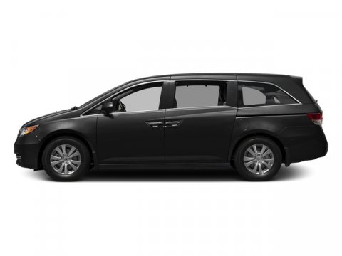 2016 Honda Odyssey EX Modern Steel MetallicGray V6 35 L Automatic 11 miles  Front Wheel Drive