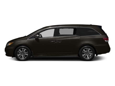 2016 Honda Odyssey Touring with Navigation Smoky Topaz MetallicTruffle V6 35 L Automatic 0 mil
