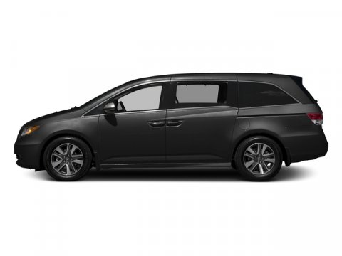 2016 Honda Odyssey Touring with Navigation Modern Steel MetallicGray V6 35 L Automatic 0 miles