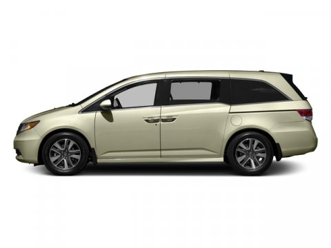 2016 Honda Odyssey Touring White Diamond PearlTruffle V6 35 L Automatic 56 miles  Front Wheel