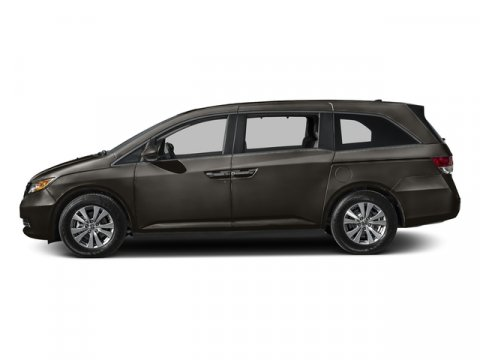 2016 Honda Odyssey EX-L with Rear Entertainment Sys Smoky Topaz MetallicTruffle V6 35 L Automat