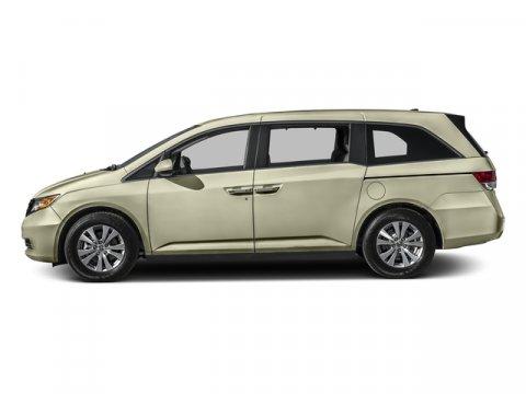 2016 Honda Odyssey EX-L White Diamond PearlBGE LEATHER V6 35 L Automatic 11 miles  Front Whee