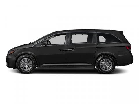 2016 Honda Odyssey EX-L with Navigation Crystal Black PearlTruffle V6 35 L Automatic 0 miles