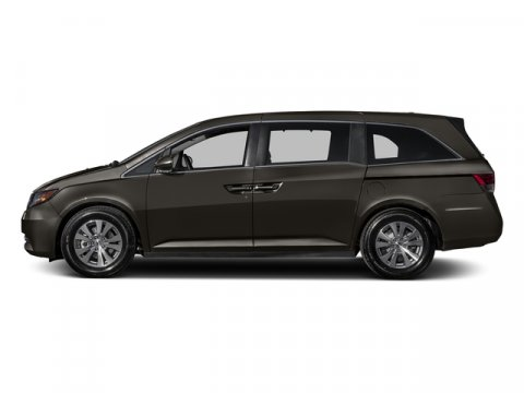 2016 Honda Odyssey EX-L Smoky Topaz MetallicTruffle V6 35 L Automatic 8 miles  Front Wheel Dr
