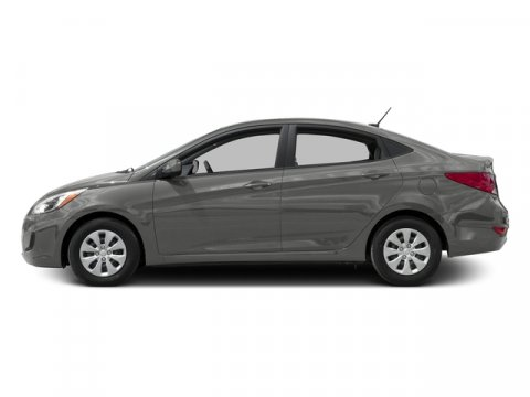 2016 Hyundai Accent SE Ironman Silver MetallicGray V4 16 L Manual 0 miles  CARGO NET  CARGO