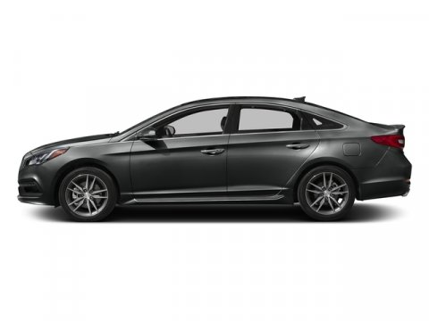 2016 Hyundai Sonata 20T Sport Shale Gray Metallic V4 20 L Automatic 7 miles Keyes Hyundai on