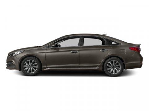 2016 Hyundai Sonata 24L Sport Dark TruffleBeige V4 24 L Automatic 10 miles  Front Wheel Driv