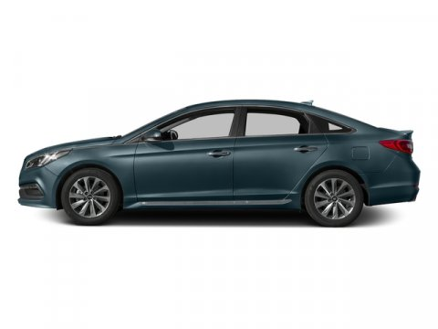 2016 Hyundai Sonata 24L Sport Nouveau BlueBeige V4 24 L Automatic 0 miles  BEIGE YES ESSENTI