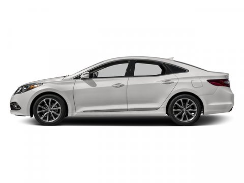 2016 Hyundai Azera Diamond White Pearl V6 33 L Automatic 7 miles Keyes Hyundai on Van Nuys is