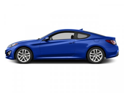 2016 Hyundai Genesis Coupe 38L Base Ibiza Blue PearlBlack V6 38 L Automatic 0 miles  CARGO N