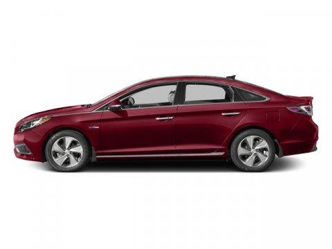 2016 Hyundai Sonata Hybrid Limited Venetian Red PearlBeige V4 20 L Automatic 0 miles  BEIGE L