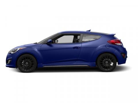 2016 Hyundai Veloster Turbo Rally Edition Matte Blue V4 16 L Manual 8 miles Keyes Hyundai on